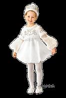 Детский карнавальный костюм Снежинки Код 152