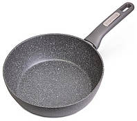 Сковорода-сотейник Kamille Granite Ø28см с гранитным антипригарным покрытием