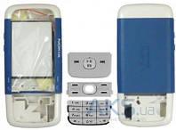 Корпус Nokia 5700 с клавитаурой Blue