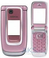 Корпус Nokia 6131 с клавиатурой Pink