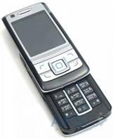 Корпус Nokia 6280 с клавиатурой Black