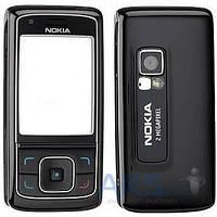 Корпус Nokia 6288 с клавиатурой Black