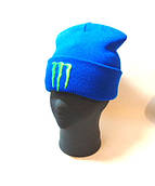 Шапка Monster Energy (Blue)