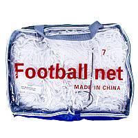 Сетка футбольная 5,5*2,44 м