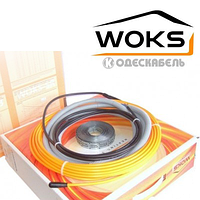 Теплый пол WOKS 17 395 Вт (2,1-3,0 кв.м)