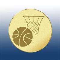 Жетон 25 мм Баскетбол