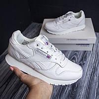 Кроссы Reebok Classic мужские белые. Обувь Рибок Классик. Кроссовки для мужчин в белом цвете