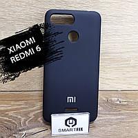 Силиконовый чехол для Xiaomi Redmi 6, фото 1