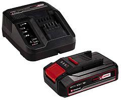 Аккумулятор+зарядное Einhell Starter-Kit Power-X-Change New 18V 2,5 А/ч