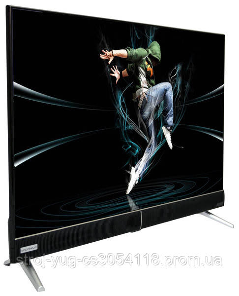 "Телевизор 75"" Grunhelm GT9UHD75, T2, SMART TV, Ultra HD(4K), Android 9.0"