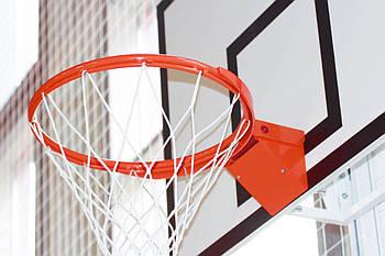 Корзина баскетбольная амортизационная FIBA 45 см