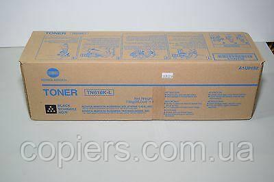 Tонер картридж TN616 К-L  Konica Minolta Bizhub C6000L C7000  оригинал, tn-616k