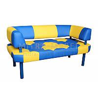 Дитячий диван Сота-П (1150*550*600h)