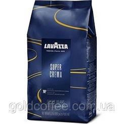 Зерновой кофе Lavazza Super crema 1 кг