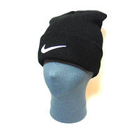 Шапка Nike, маленький значек (Black), фото 1