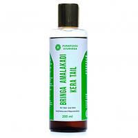 Брингамалаки кера, Бринга амалакі - кокосове масло з травами для росту волосся, усунення сивини, УФ-захисту