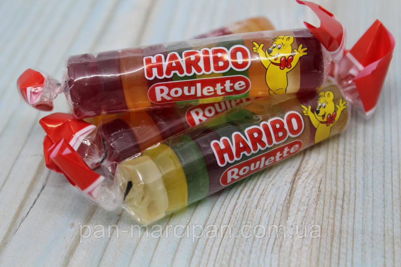 Желейки Haribo Roulette 25гр