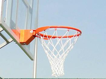 Корзина баскетбольная амортизационная 45 см