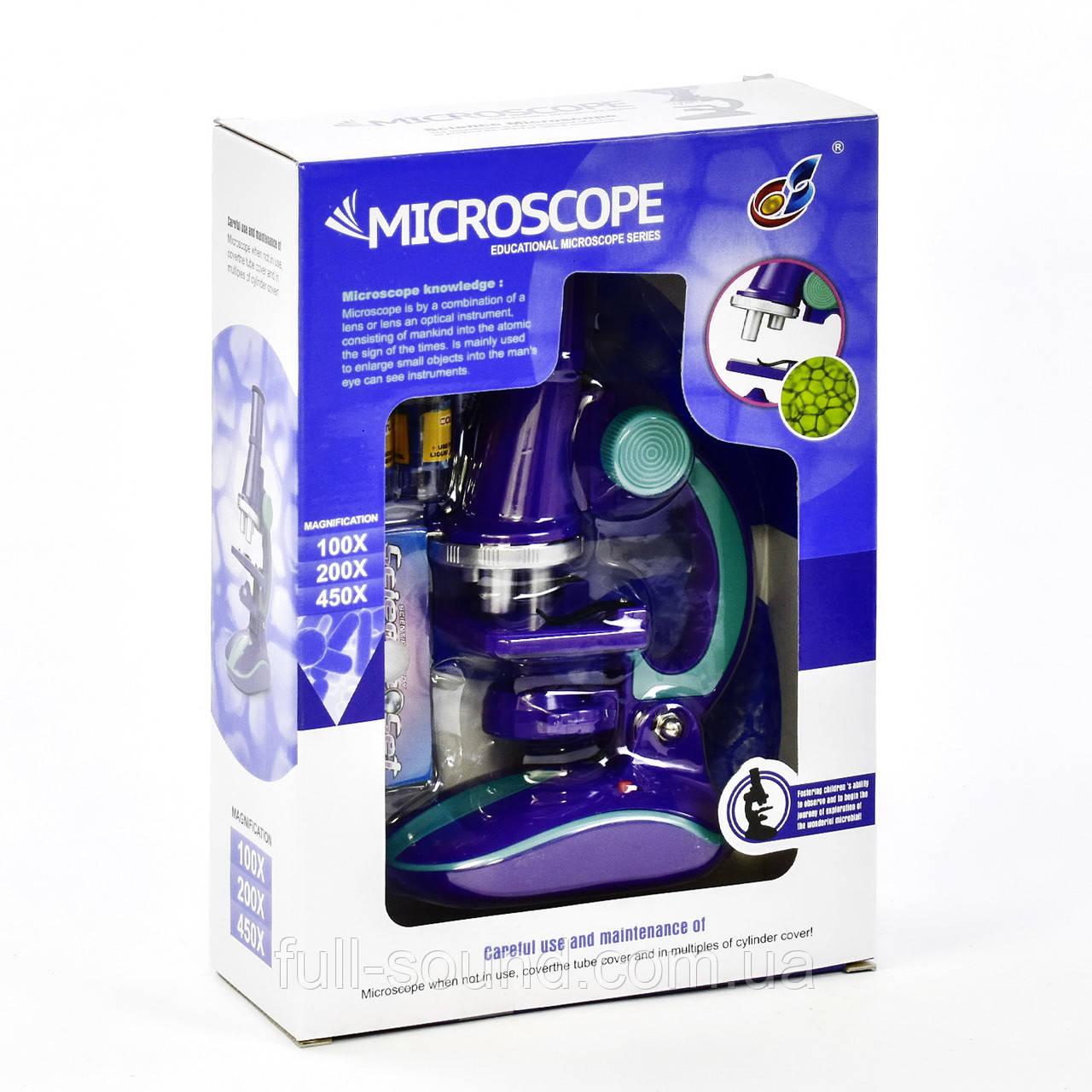Ігровий набір мікроскоп 2127