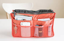 Органайзер для сумки косметичка