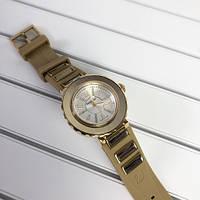 Часы унисекс со стразами Сваровски