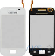 Сенсор (тачскрин) для Samsung Galaxy Ace S5830i Original White