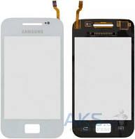 Сенсор (тачскрин) Samsung Galaxy Ace S5830 White