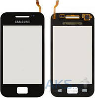 Сенсор (тачскрин) для Samsung Galaxy Ace S5830i Original Black