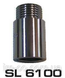 "Подовжувач SELBA 1/2"" CHROM 15мм SL6100"
