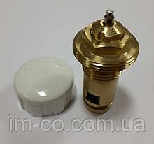"""Клапан під термоголовку панельного радіатора SOLOMON  NV 5200 М30x1,5 1/2""""х41мм"""