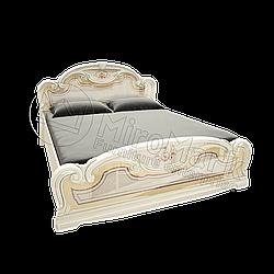 """Ліжко Мартіна від """"Миро-Марк"""" Радіка Беж (2 варіанти комплектації)"""