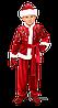 Детский карнавальный костюм Нового Года Код 126