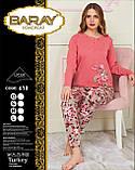 Стильная пижама с рисунком, Baray, фото 2