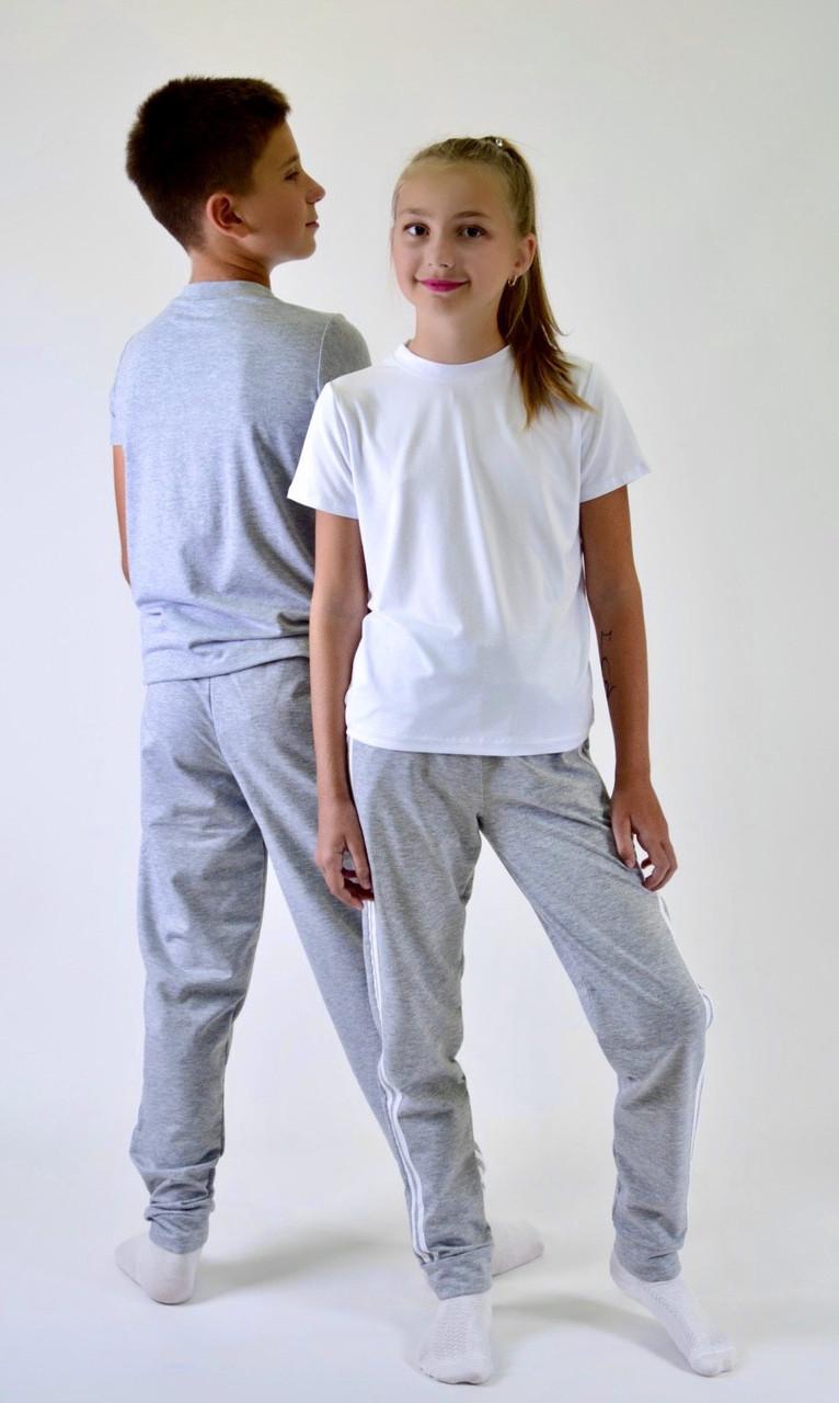 Спортивні штани дитячі 122,134