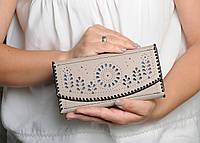 Женский кошелек ручной работы, качественный кошелек из натуральной кожи, фото 1