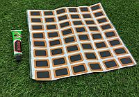 Латки комплект (пластиковая/квадратная паковка)