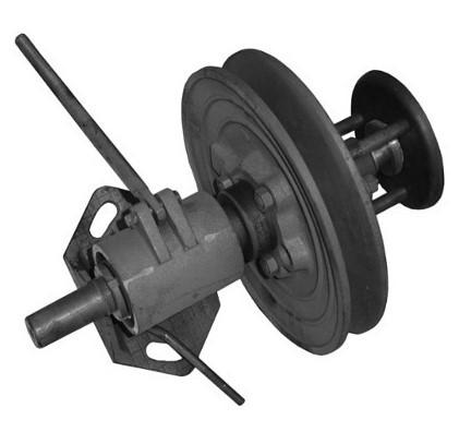 Шкив вариатора нижний РСМ-10.08.01.430А (с плитой) для комбайнов Дон-1500, Вектор