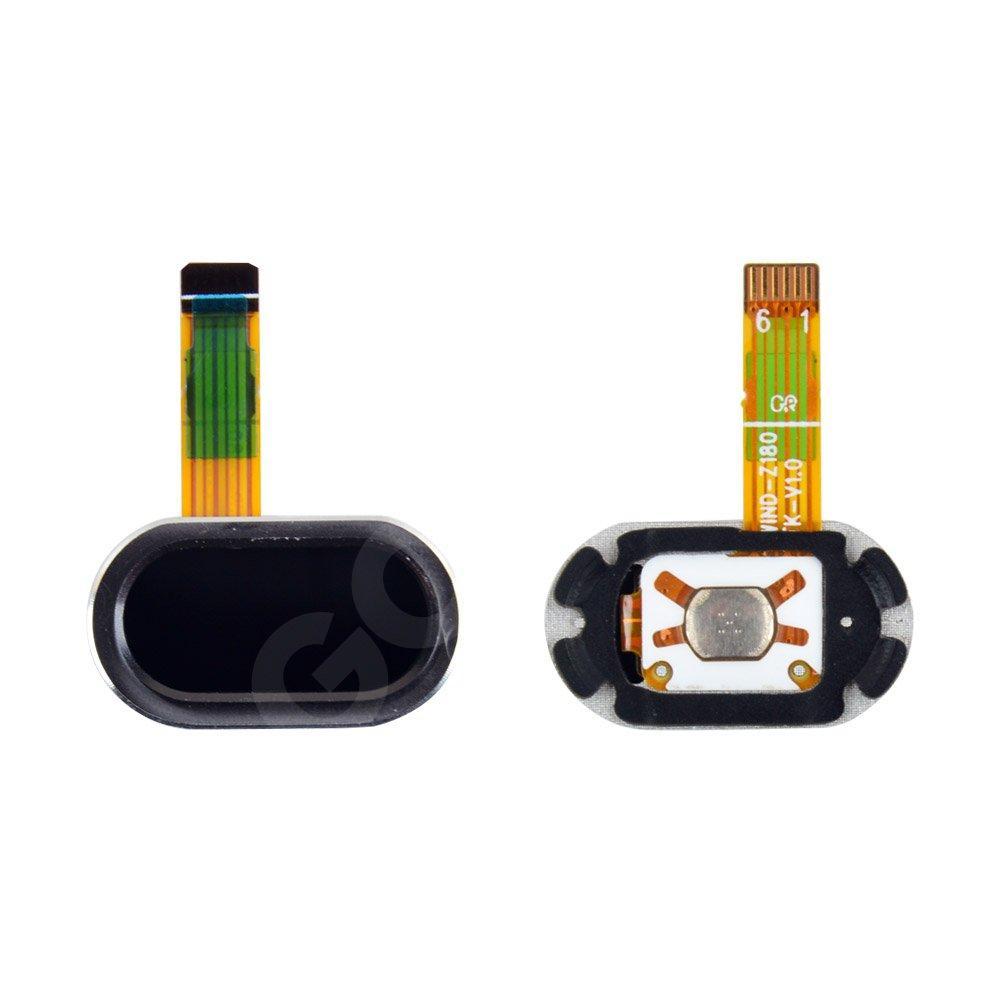 Кнопка Home для Meizu M3 mini, цвет черный