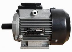 Трехфазный электродвигатель АИР 71В2 1.1 кВт 3000 об\мин Харьков (С Фланцем)
