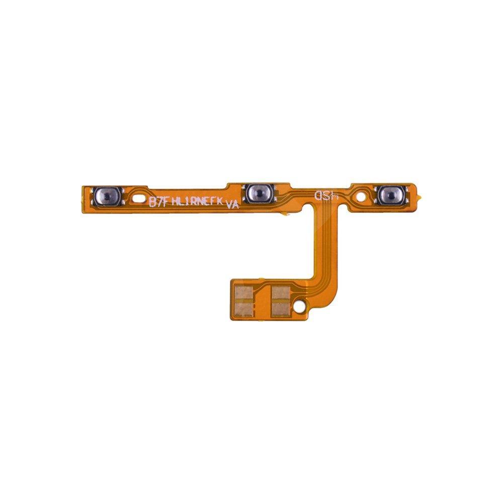 Шлейф для Huawei Mate 10 Lite (RNE-L01/RNE-L21) с кнопками включения и громкости