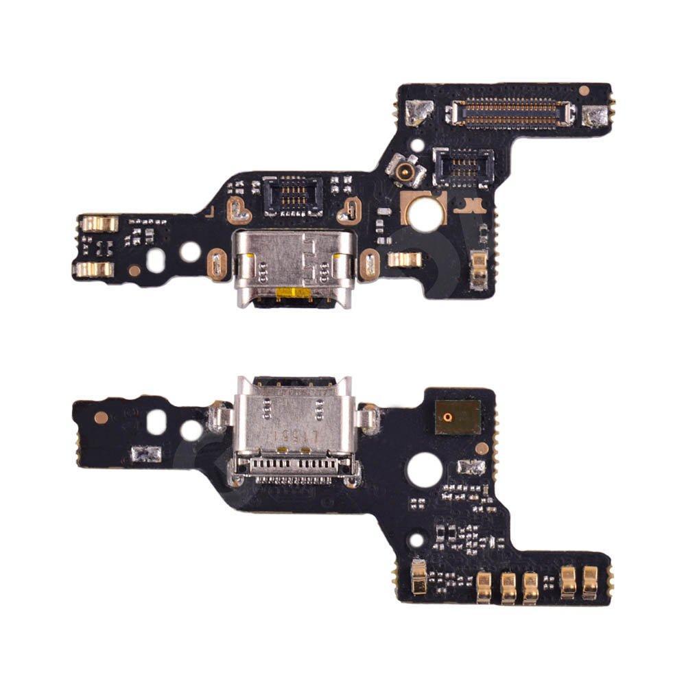Разъем зарядки Huawei P9 с нижней платой
