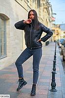 Женская куртка осень/весна батал / большие размеры
