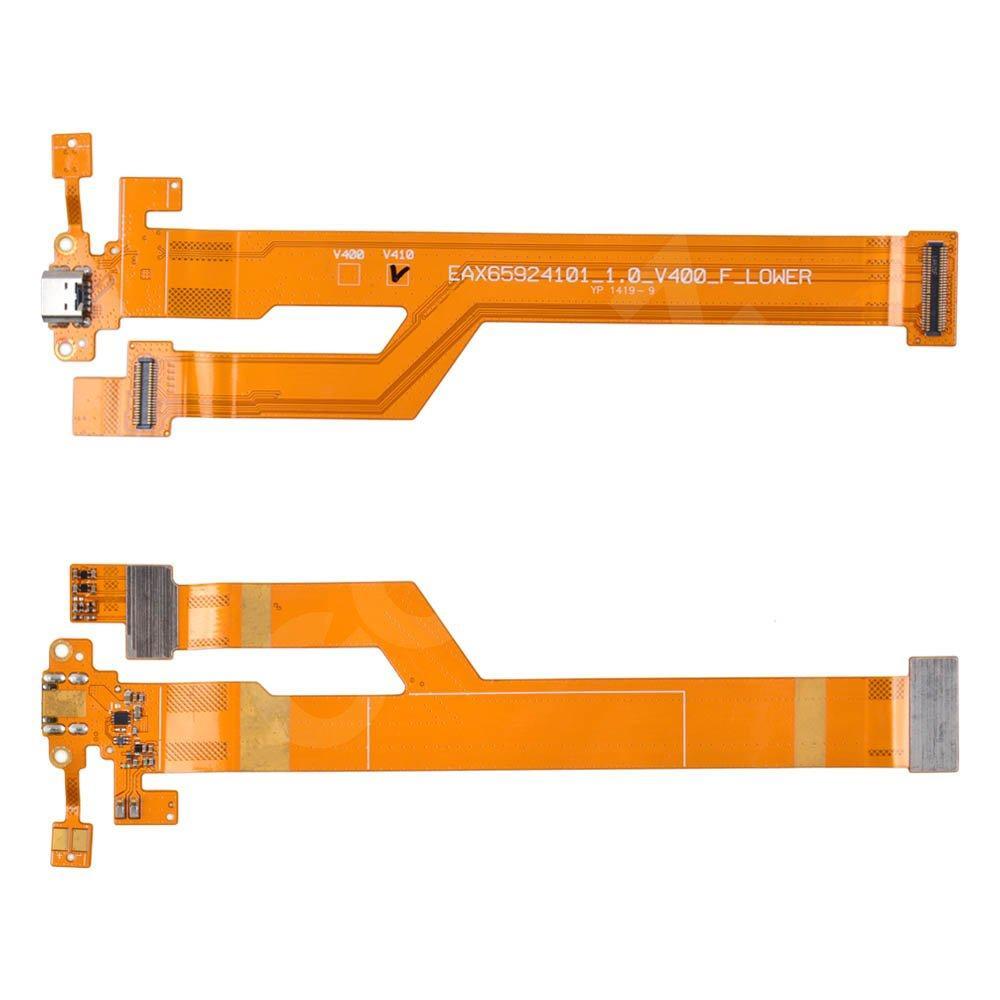 "Шлейф для LG V400 G Pad 7.0""/V410 с разъемом зарядки"