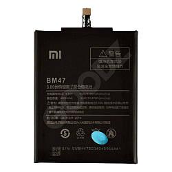Аккумулятор BM47 для Xiaomi Redmi 3, Redmi 3S, Redmi 3X, Redmi 4X (4000mAh),