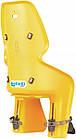 Велокресло Bellelli LOTUS Италия clamp на багажник желтый, фото 3