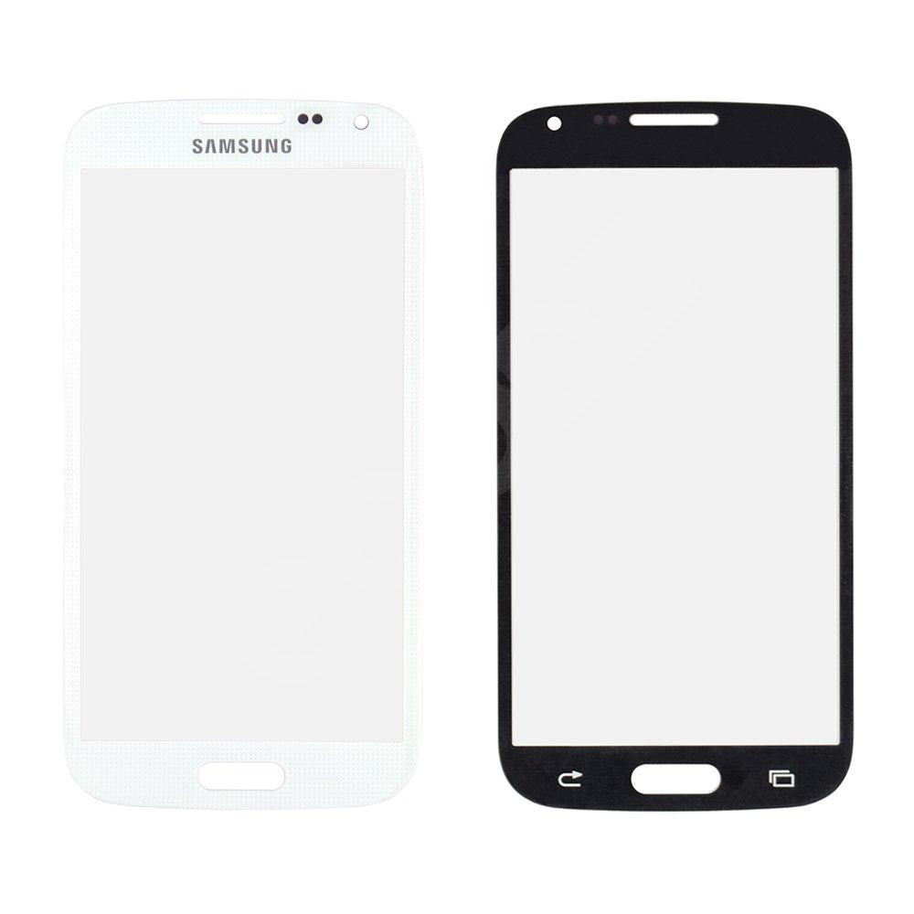 Стекло корпуса для Samsung G800F Galaxy S5 mini, цвет белый