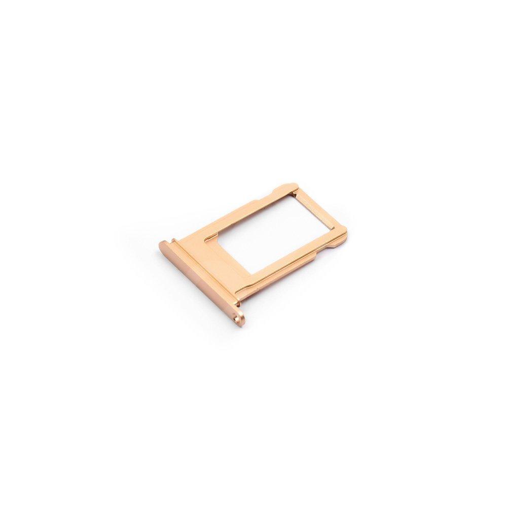 Держатель sim-карты для iPhone 7 (4.7), цвет золотой