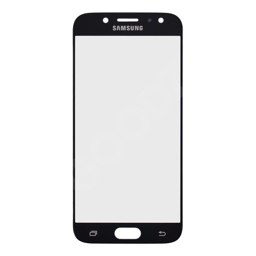 Стекло корпуса для Samsung J530, цвет черный
