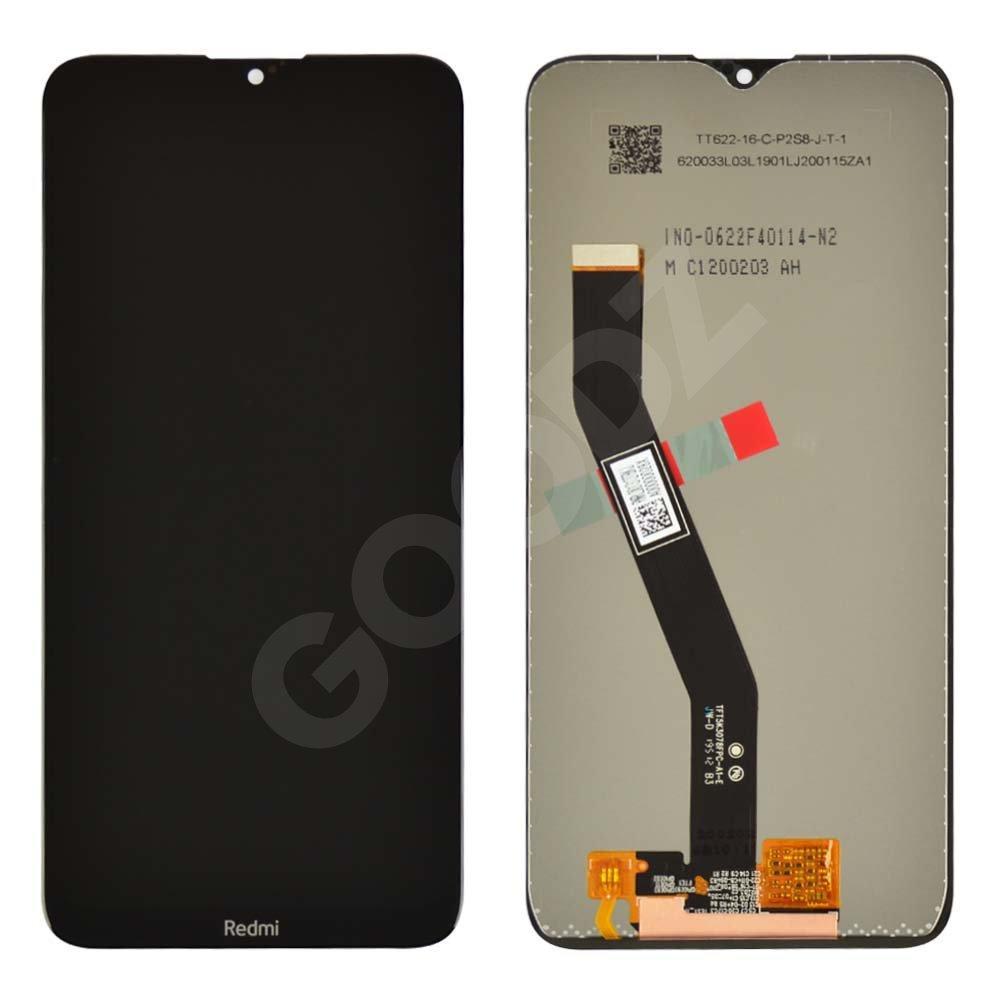 Дисплей для Xiaomi Redmi 8, Redmi 8A с тачскрином в сборе, цвет черный, оригинал