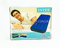 Матрас одноместный надувной Intex арт.68950. Матрас отлично подходит для отдыха на природе, моря, дома, фото 6